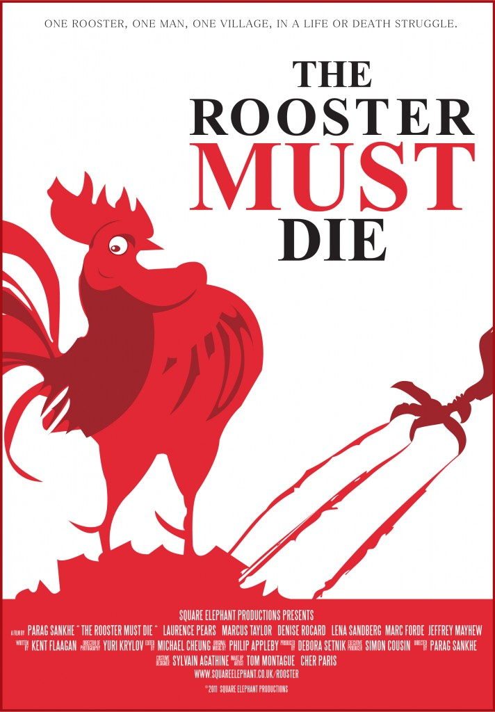 The Rooster Must Die poster