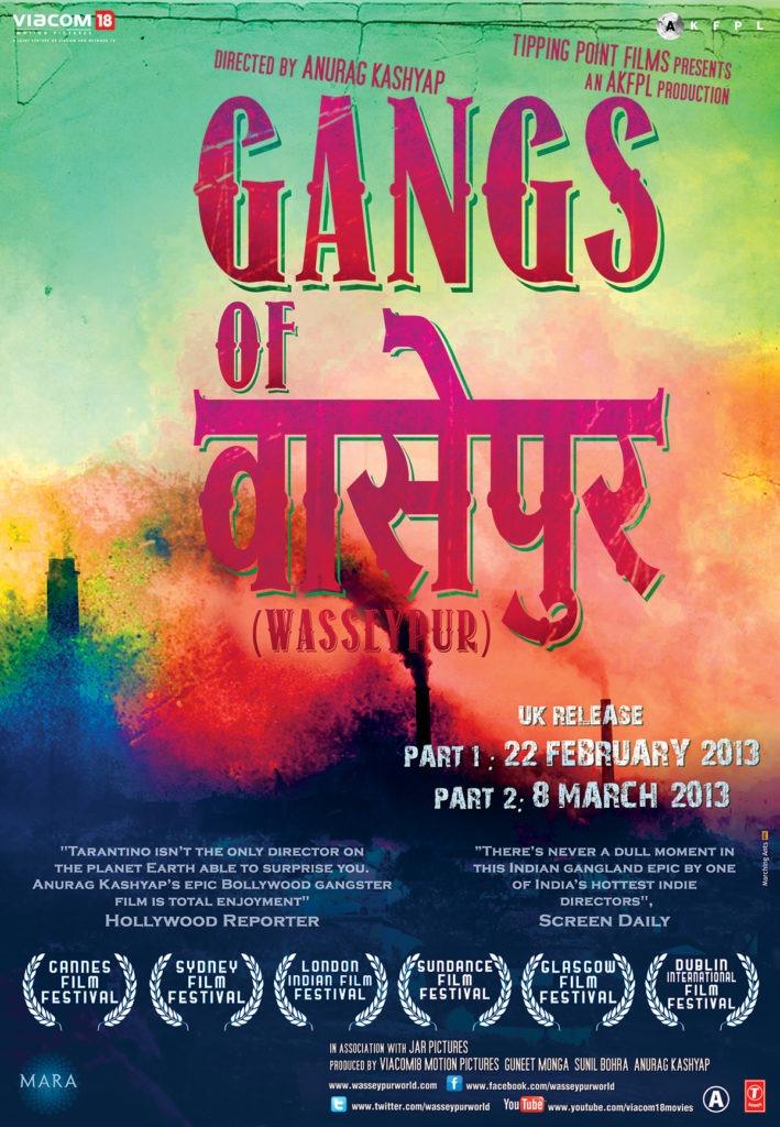 Gangs of Wasseypur_UK_30x40_Coal_Poster