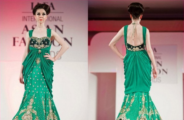 IAFA: International Asian Fashion Awards showcase