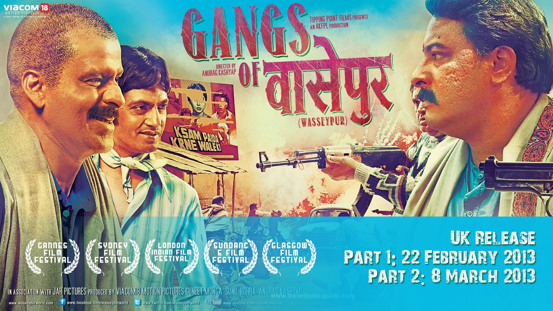 Gangs of Wasseypur : 2 Part Saga UK Theatrical Trailer