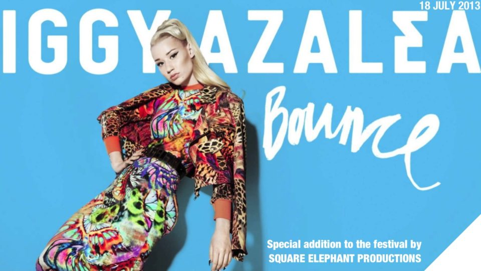 DCP for Iggy Azalea Music Video Bounce