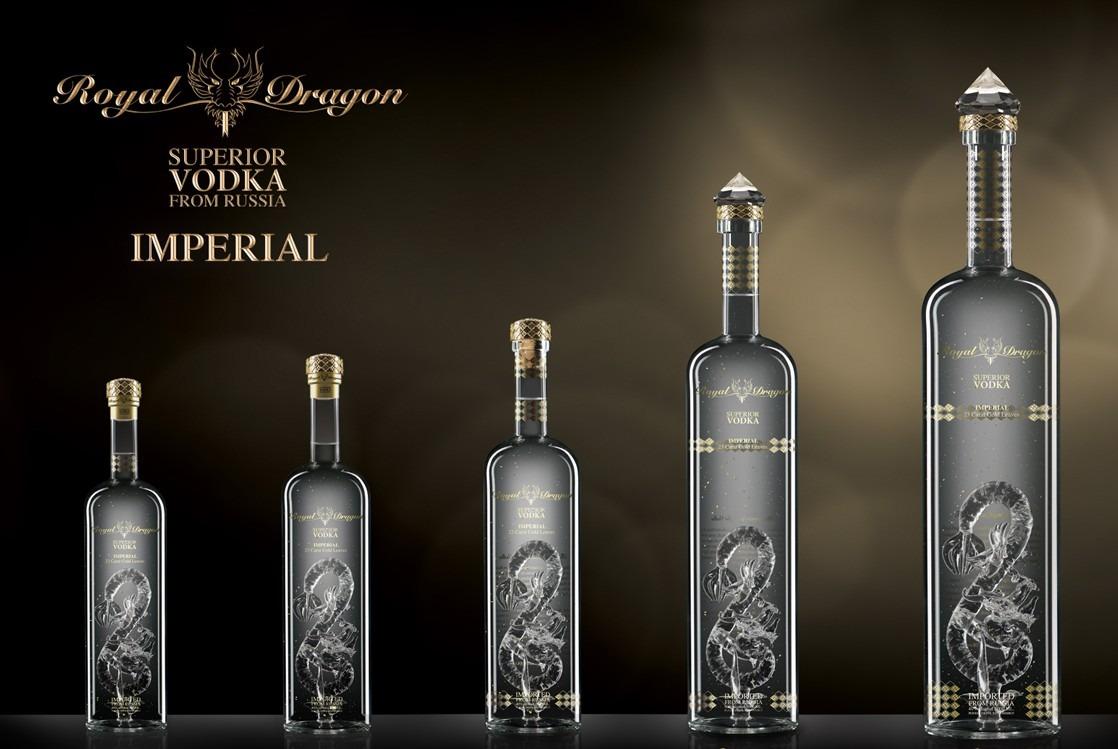 Royal Dragon Vodka TV advert