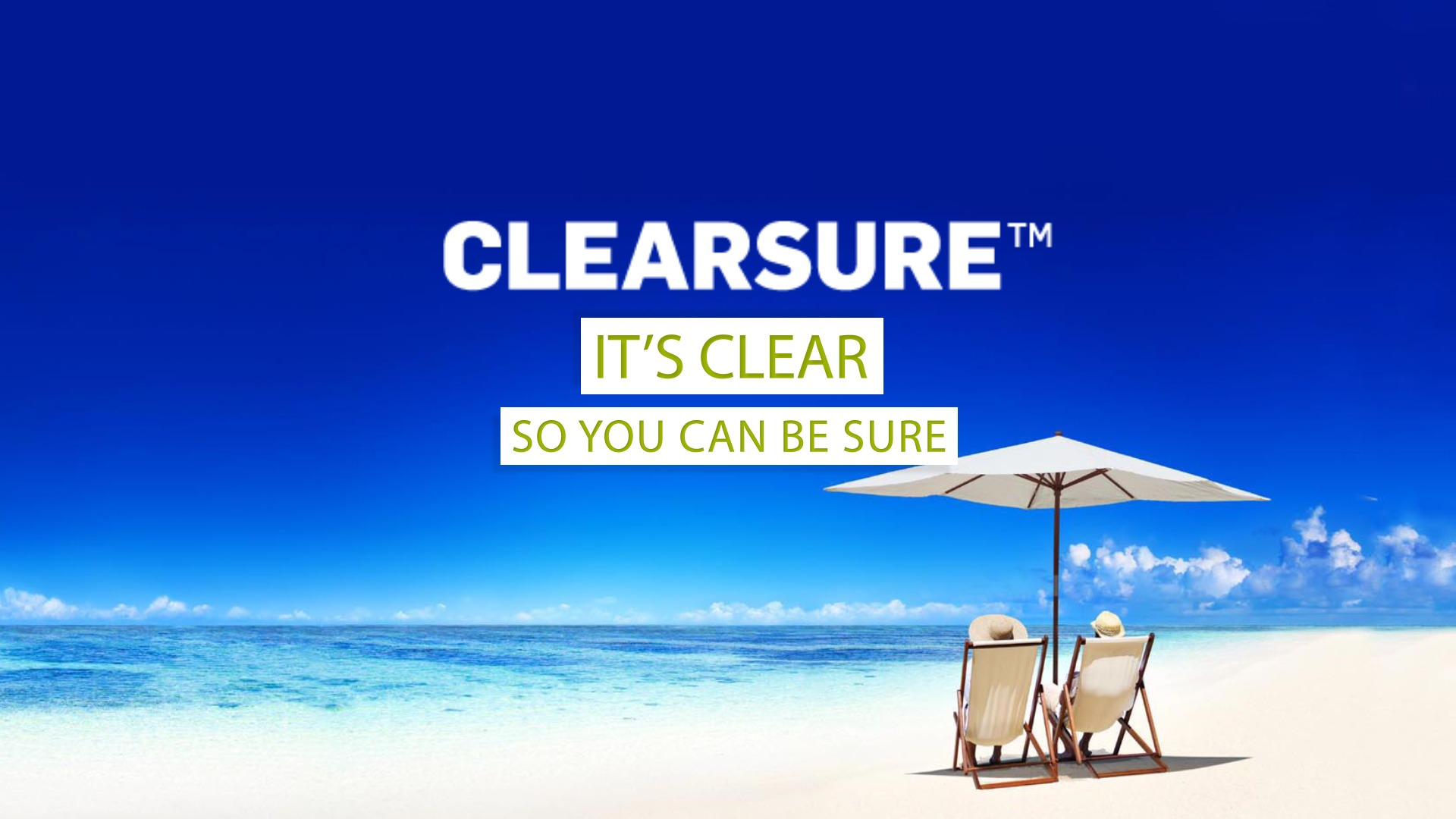 Clearsure travel insurance 10sec TV Commercial