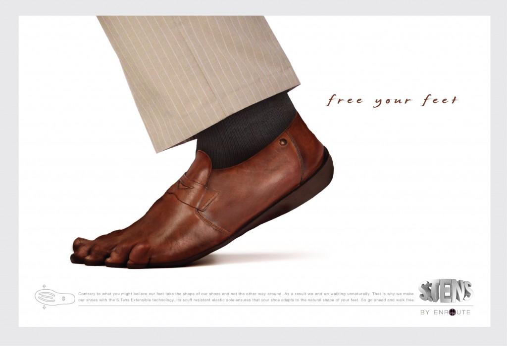 Shoe Sale Advertisement