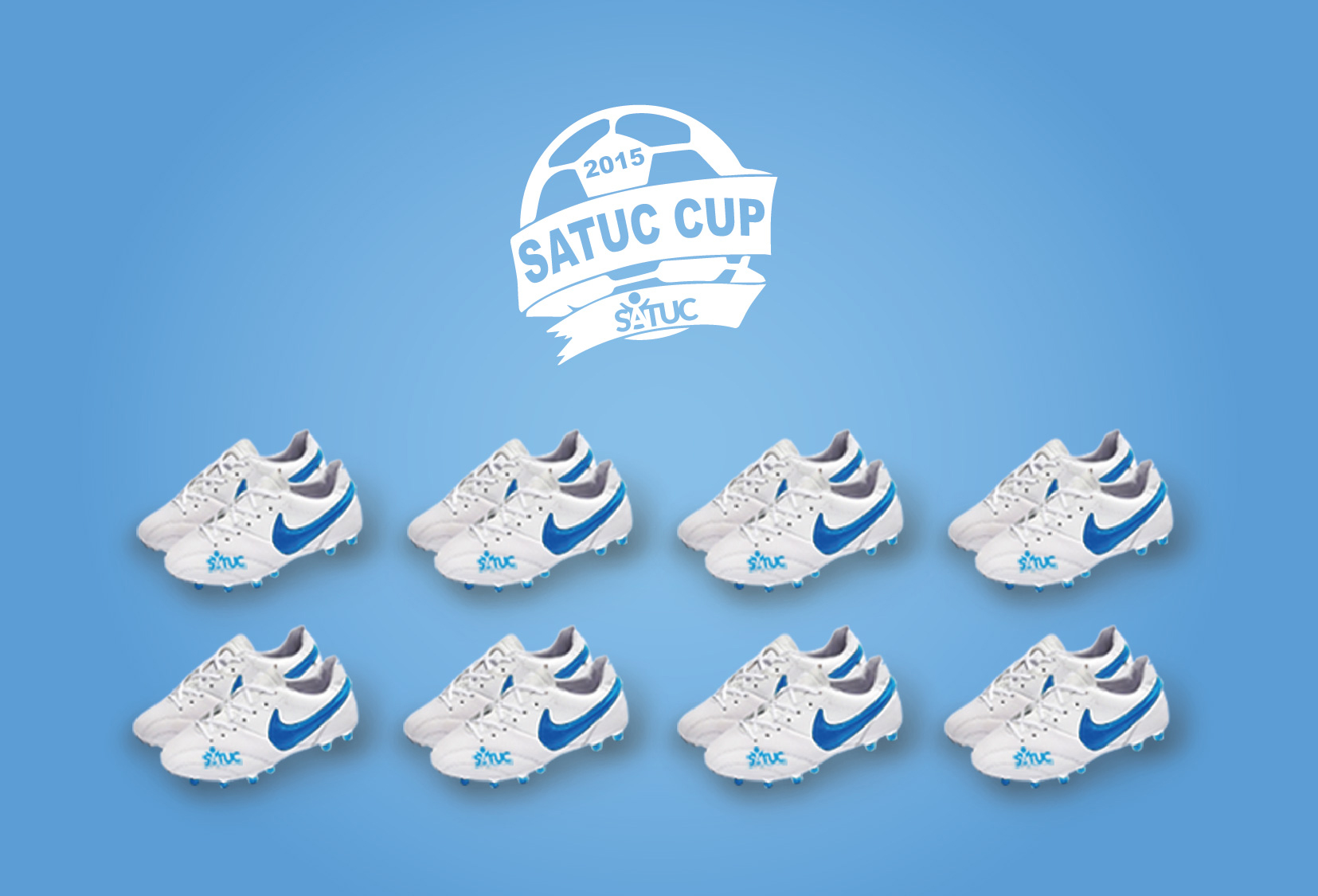 SATUC Football Cup 2015 – Branding