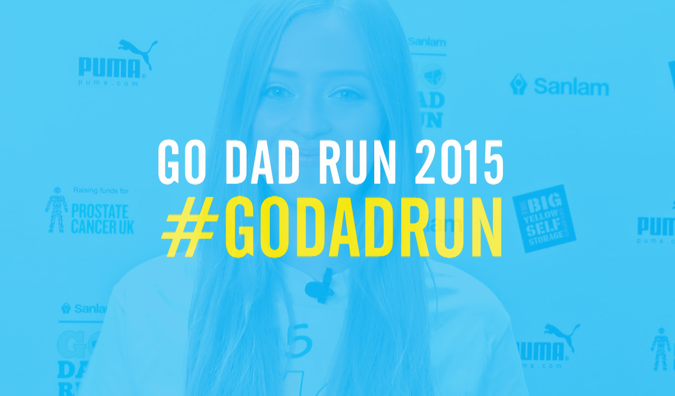 Go Dad Run 2015: Launch