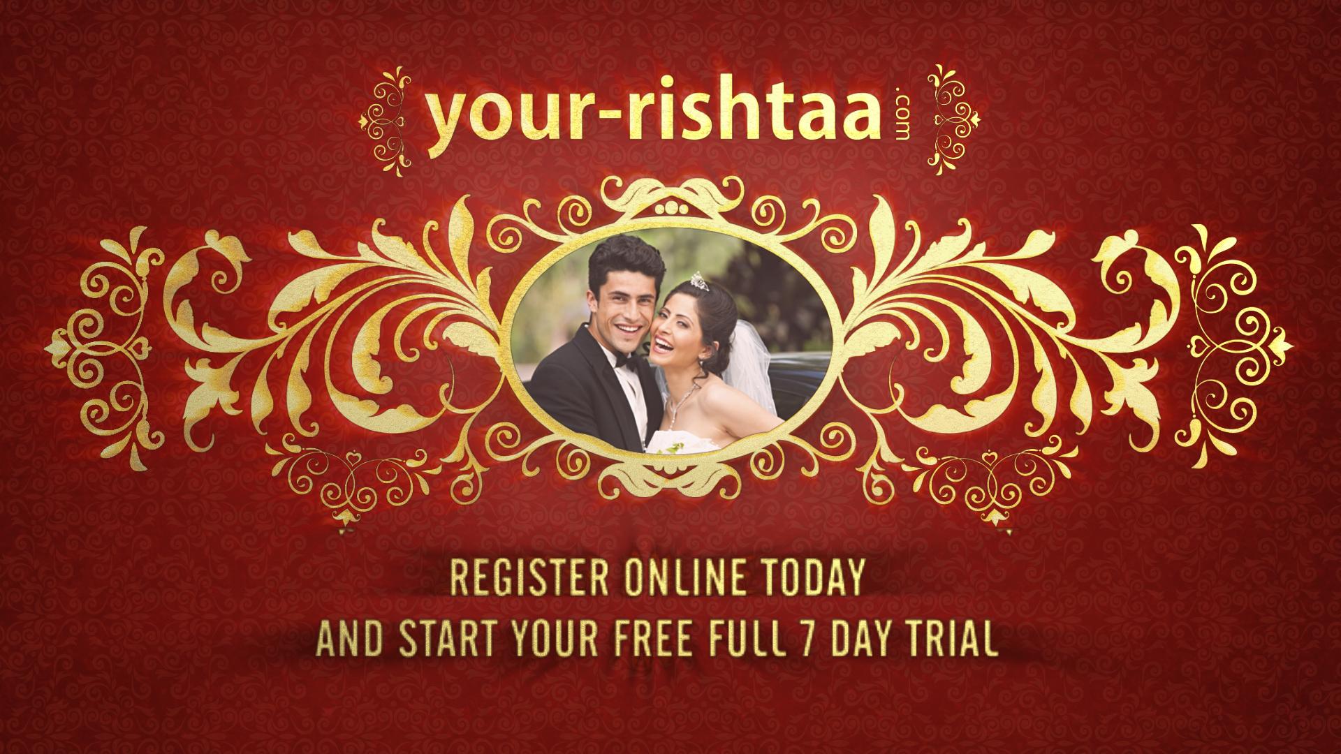 Your Rishtaa matrimonial site TV advert