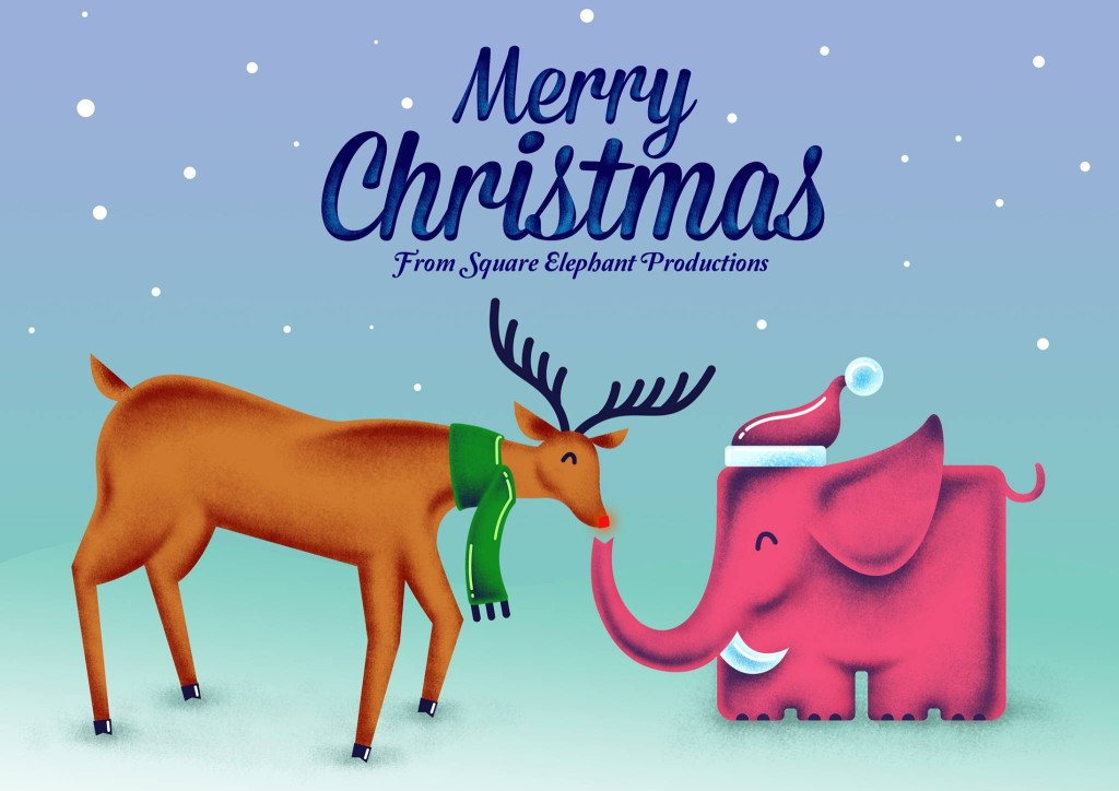 Square Elephant Productions_Merry Christmas 2015