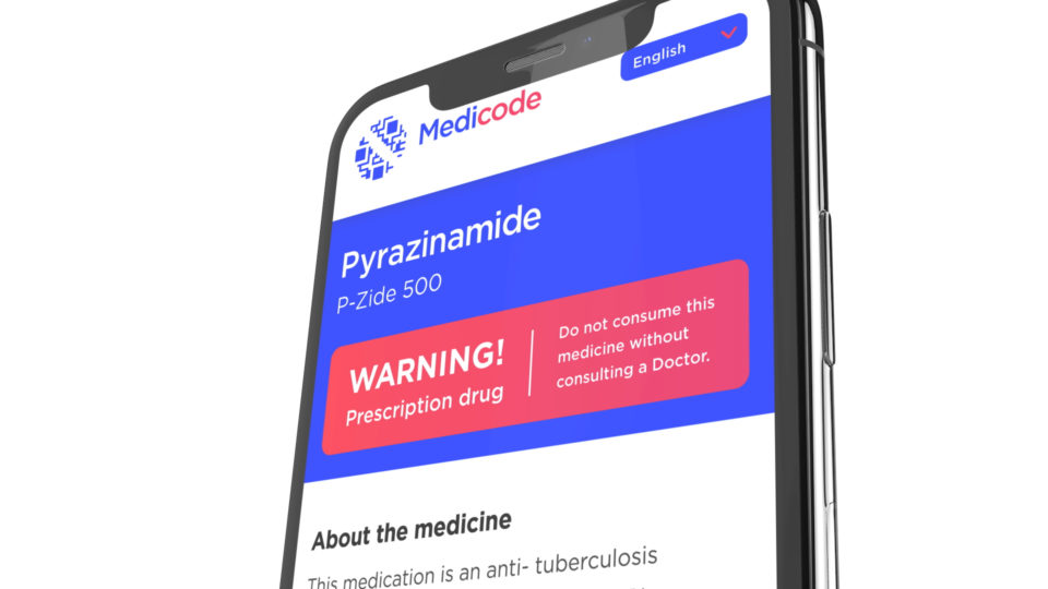Medicode App iPhone x Presentation
