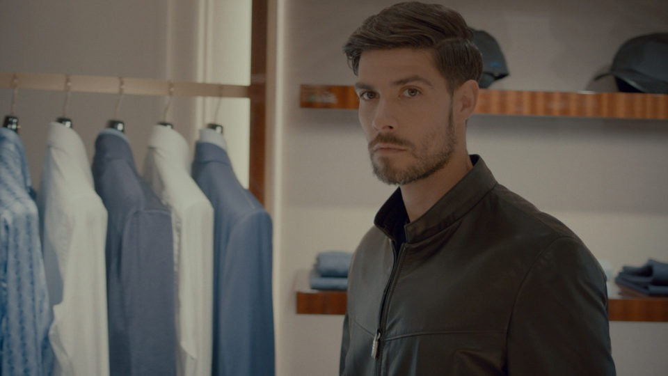 ZILLI The house of French luxury menswear at Harrods Video