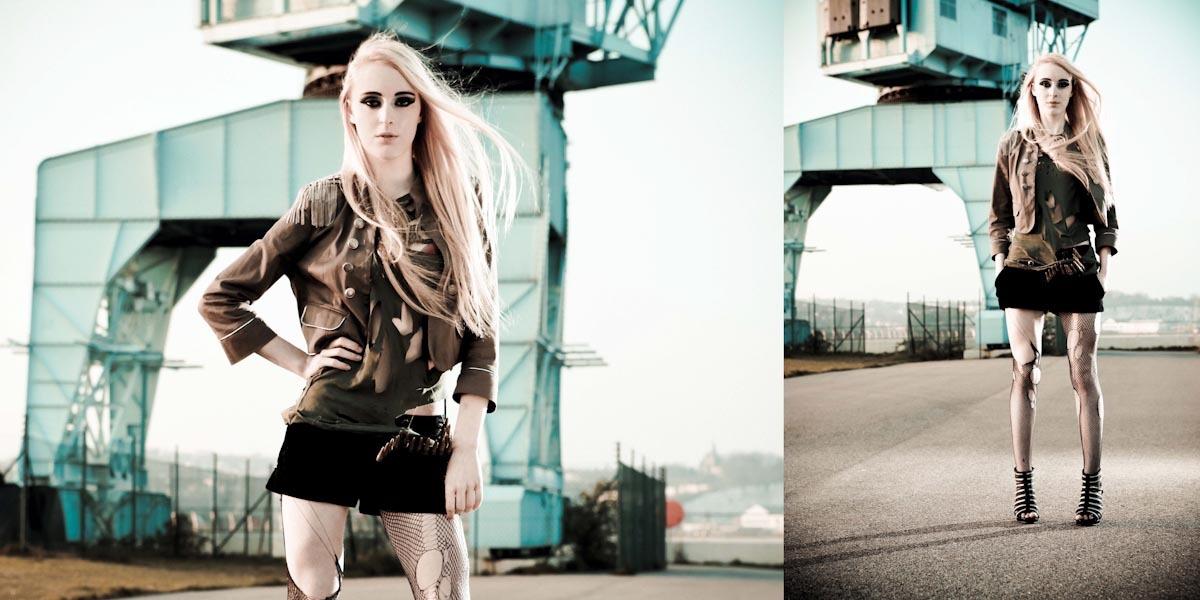 Fashion Films, Fashion Shoots And Lookbooks