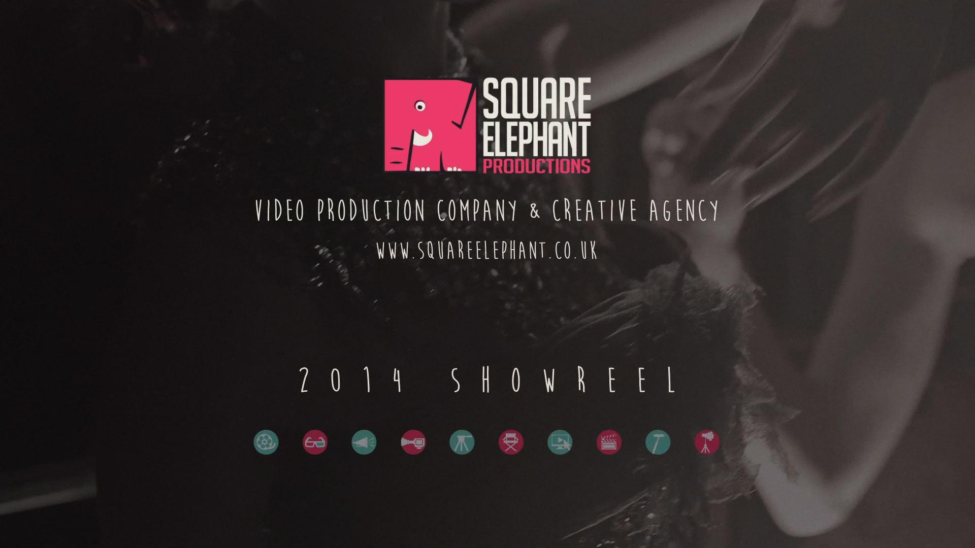 Square Elephant Productions Showreel 2014