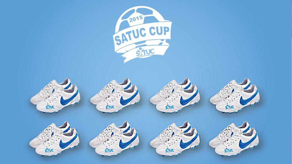 SATUC Football Cup 2015 – Branding
