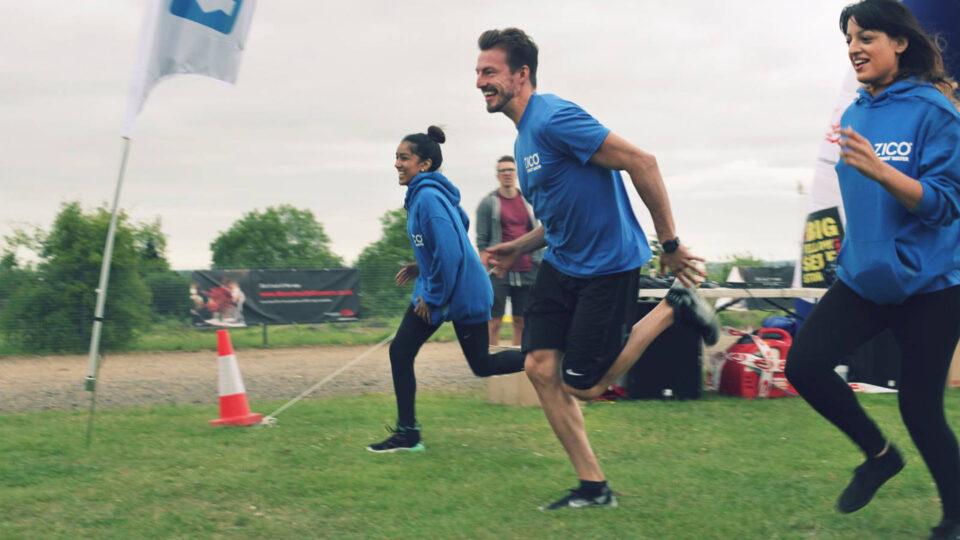 Go Dad Run 2015: Launch