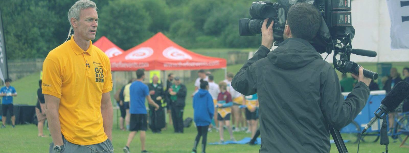 Square Elephant Productions_Video Production a London Go Dad Run