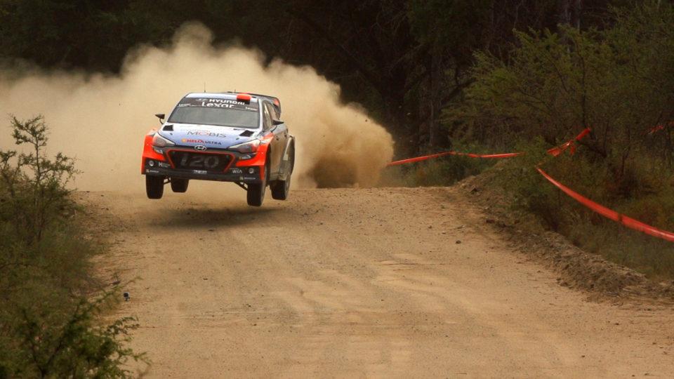 Shell Product Endorsement Video WRC