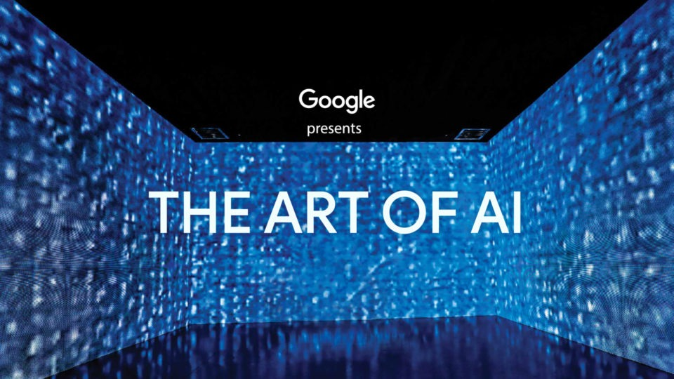 Google AIExhibition: The Art OF AI